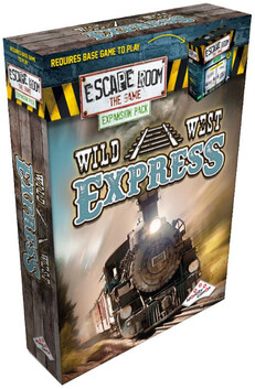Escape Room the Game: Wild West Express (Expansion)