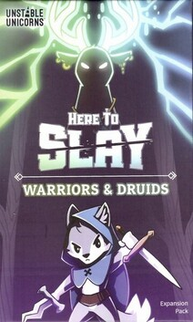 Here to Slay: Warriors and Druids (Expansion)