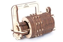 UGEARS: Combination Lock