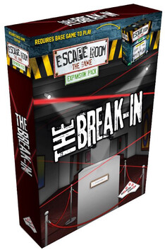 Escape Room the Game The Break-in (Expansion)