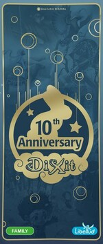 Dixit 10th Annirversary Expansion